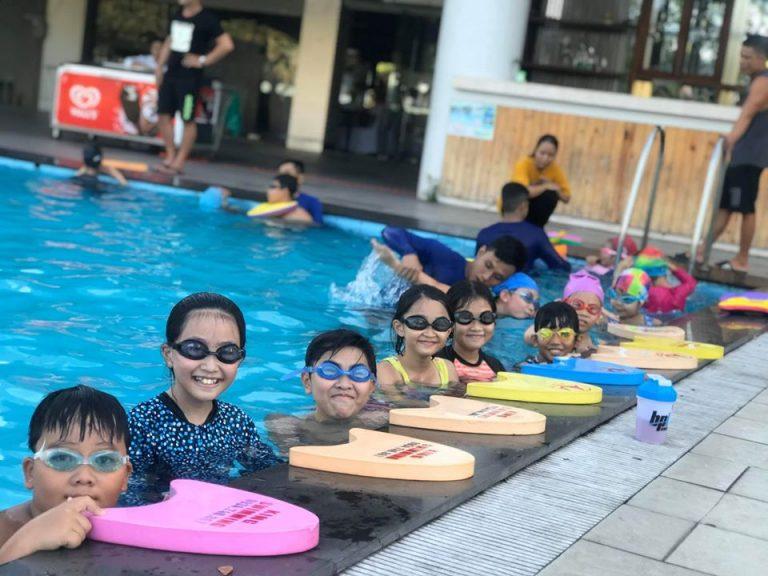 khoá học bơi ở quận 1 tphcm