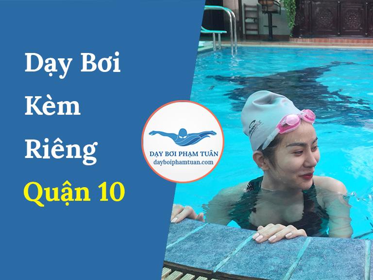 Học bơi Quận 10