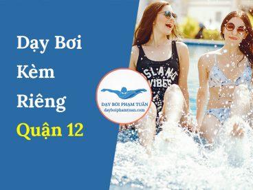 Học bơi Quận 12