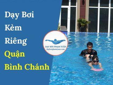 Học bơi Quận Bình Chánh