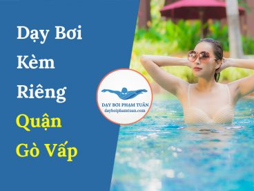 Học bơi Quận Gò Vấp