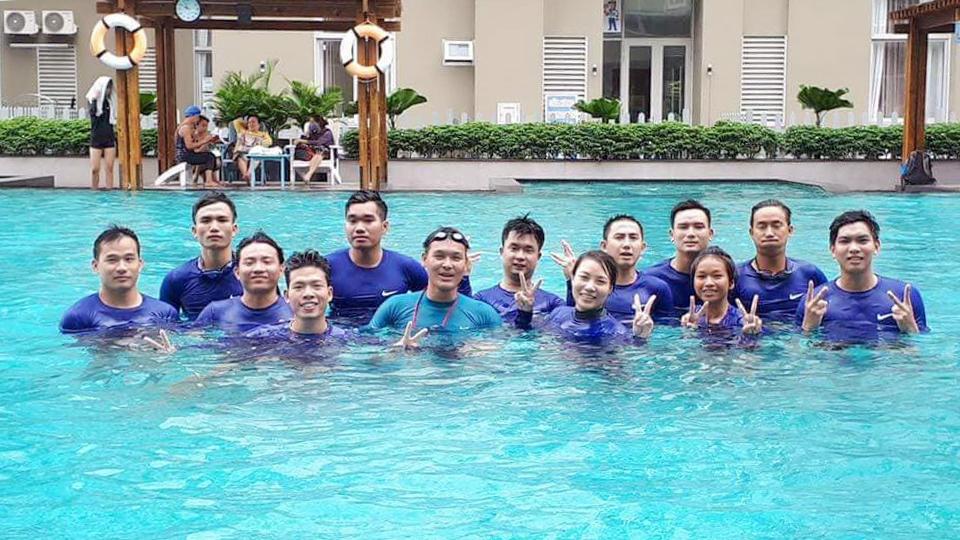 Giới thiệu Trung Tâm Dạy Bơi Kèm Riêng Phạm Tuân