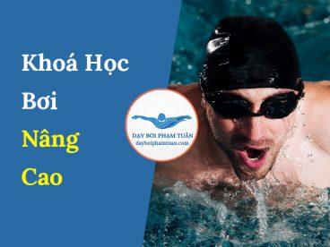 Khoá học bơi nâng cao
