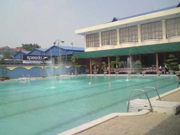 Các hồ bơi Bình Thạnh có chất lượng cao