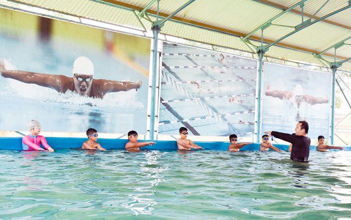 Ở thời điểm hiện tại, lớp học bơi do Trung Tâm Dạy Bơi Phạm Tuân tổ chức đang nhận được sự đánh giá cao của đông đảo học viên