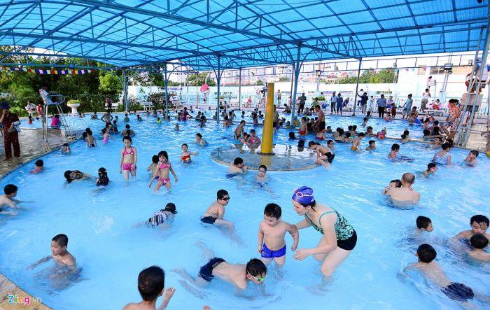 Trung tâm dạy bơi Phạm Tuân trở thành địa chỉ học bơi tin cậy được nhiều người lựa chọn
