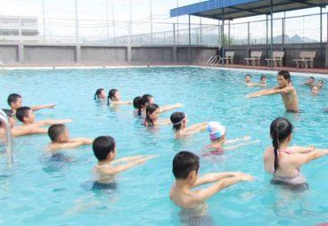 Trung tâm dạy bơi Phạm Tuân có những khóa học bơi chất lượng