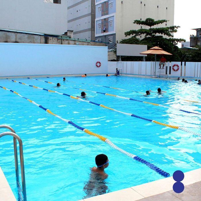 Hồ bơi Nhất Lan tọa lạc tại số 116 đường 54, P.Tân Tạo, Q.Bình Tân, Hồ Chí Minh