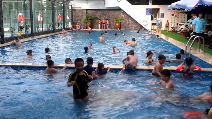 Hồ bơi Trung Sơn ở đâu?