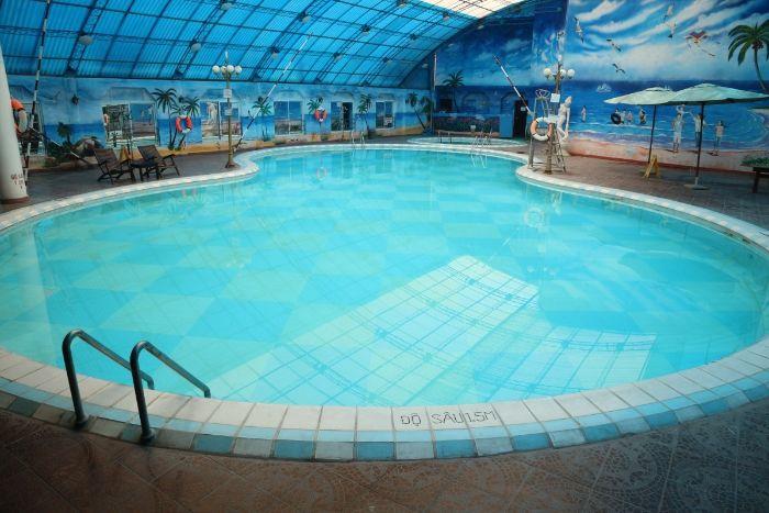 Hồ bơi Trung Sơn được các chuyên gia cũng như người dùng đánh giá cao